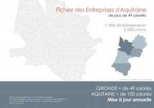 Fichier des Entreprises d'Aquitaine