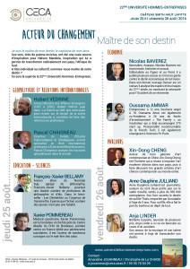 PROGRAMME_22eme Université Hommes-Entreprises_CECA