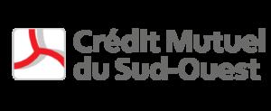 Logo_Crédit Mutuel du Sud Ouest